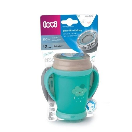 Lovi Kubek 360 MINI 250 ml Retro Boy